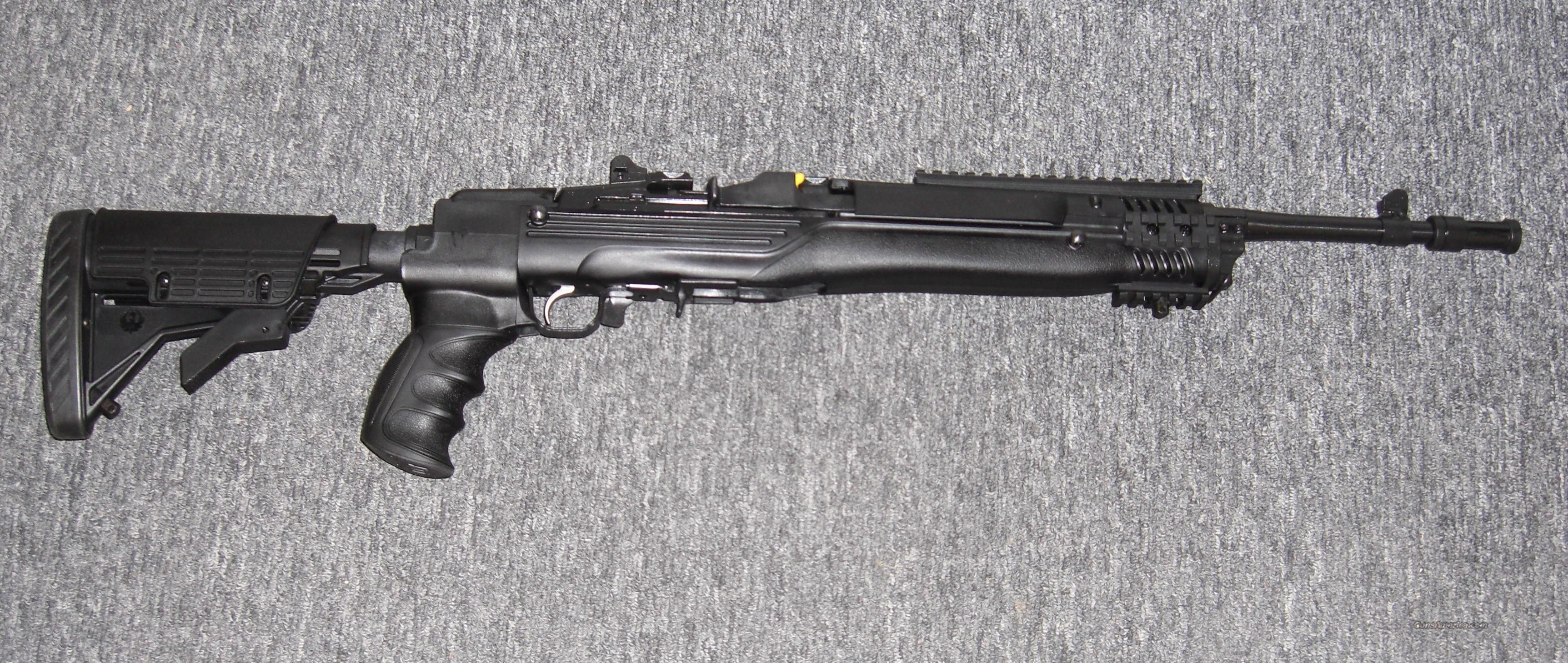 Ruger Mini 14 Tactical w/2 20-Rd Mags  Guns > Rifles > Ruger Rifles > Mini-14 Type