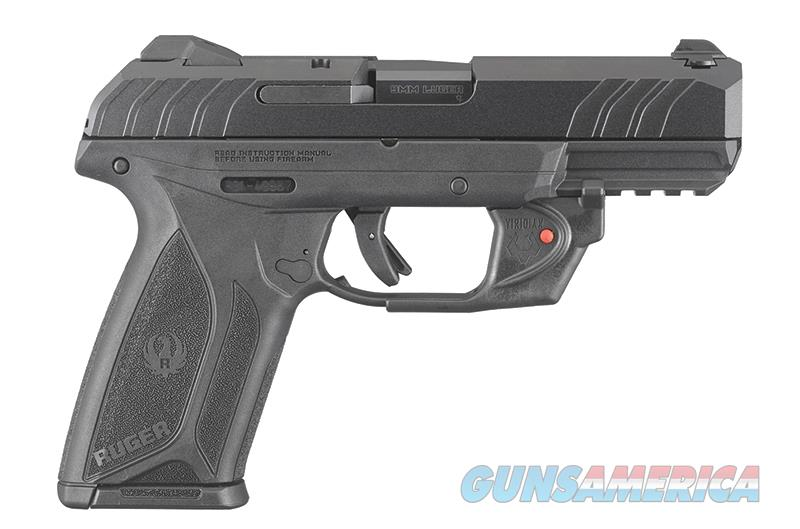 Ruger Security-9 (03816) w/Laser  Guns > Pistols > Ruger Semi-Auto Pistols > Security 9