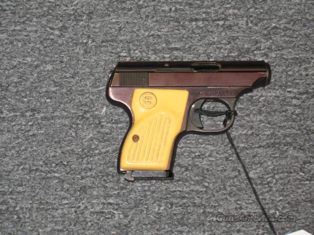 Inc Stearling (.25acp) Guns > Pistols > E Misc Pistols