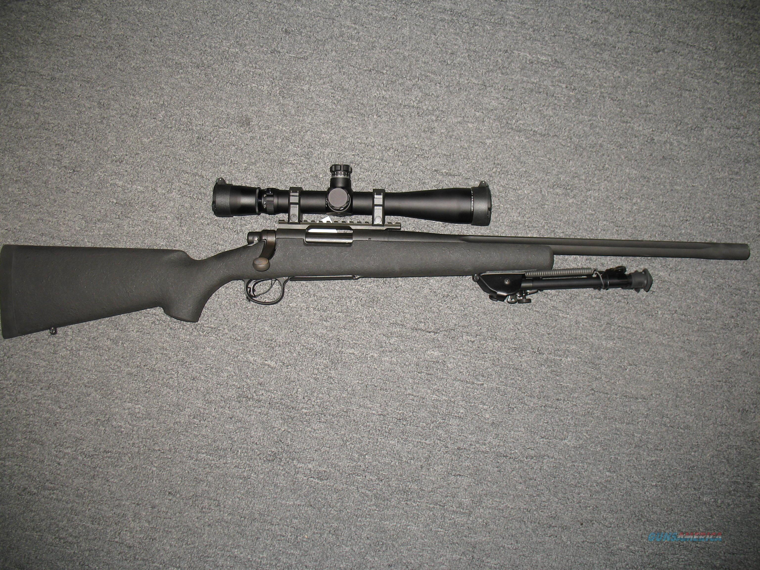 "700 LTR TSW 20"" bl 308win (025635)  Guns > Rifles > Remington Rifles - Modern > Model 700 > Tactical"