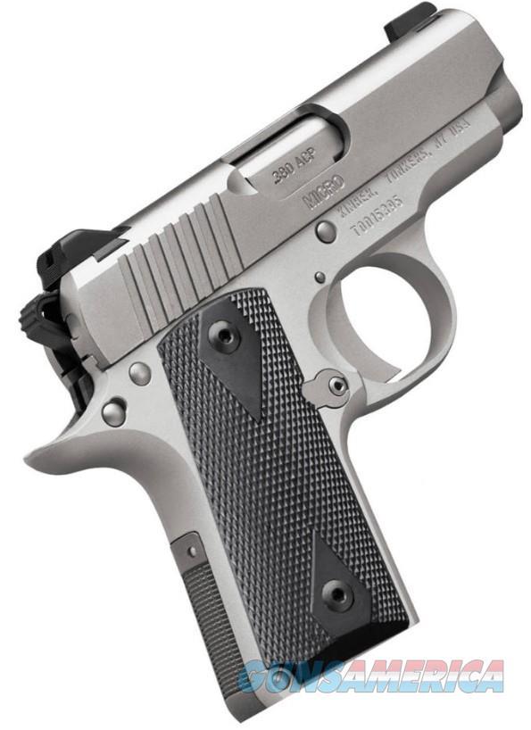 Kimber Micro 380 (3700604)  Guns > Pistols > Kimber of America Pistols > Micro