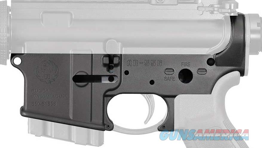 Ruger AR-556 Lower (08506)  Guns > Rifles > Ruger Rifles > AR Series