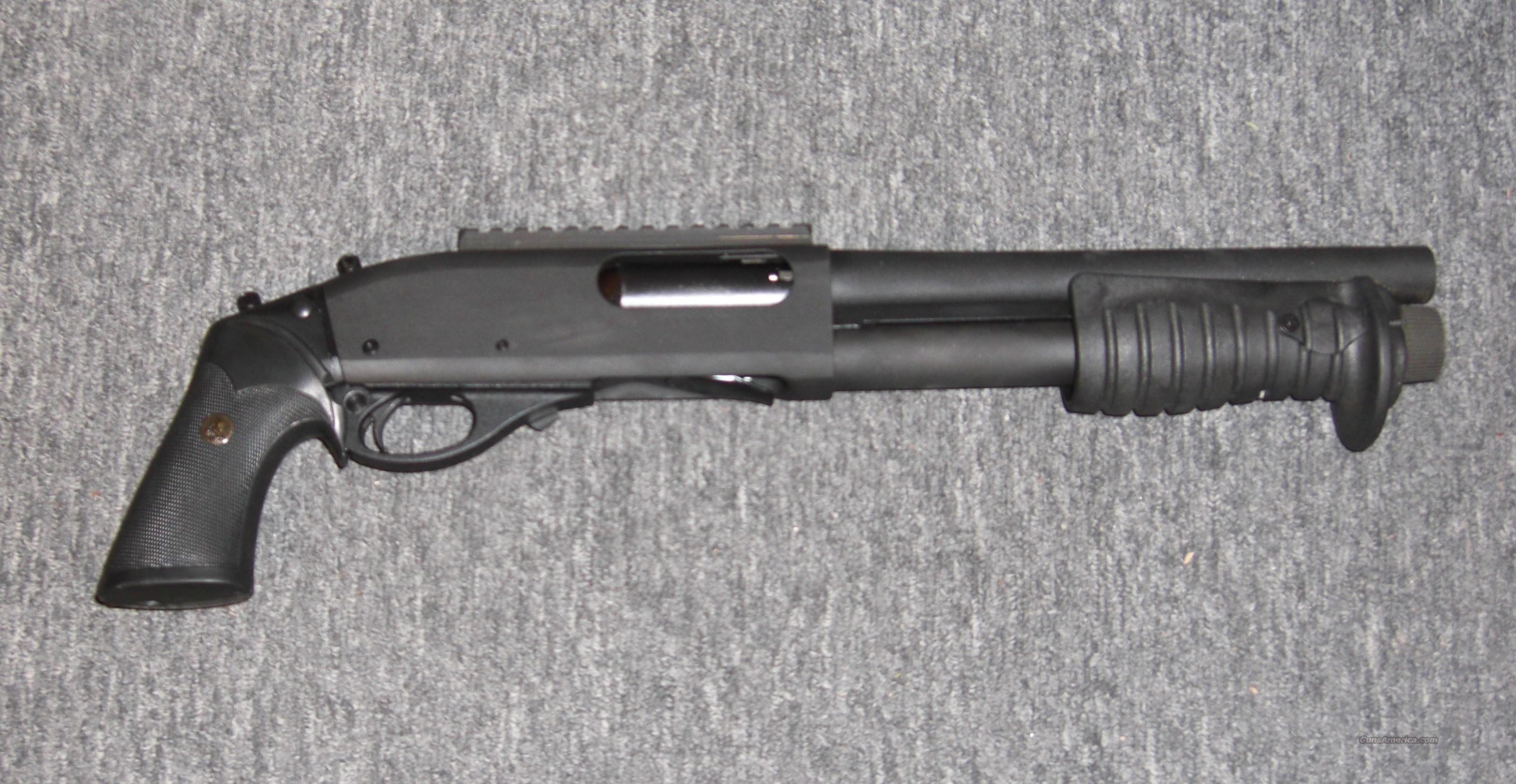 "870 w/10"" bbl.  Guns > Shotguns > Remington Shotguns  > Pump > Tactical"