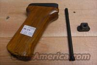 AK-47 wood pistol grip  Non-Guns > Gunstocks, Grips & Wood