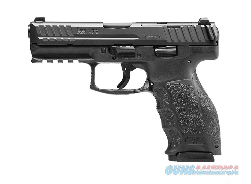 Heckler & Koch VP9 (81000483) Optics Ready  Guns > Pistols > Heckler & Koch Pistols > Polymer Frame