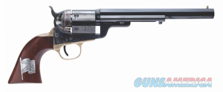 Cimarron CSA 51 Navy Conversion (CA925M16) Richards-Mason  Guns > Pistols > Cimarron Pistols