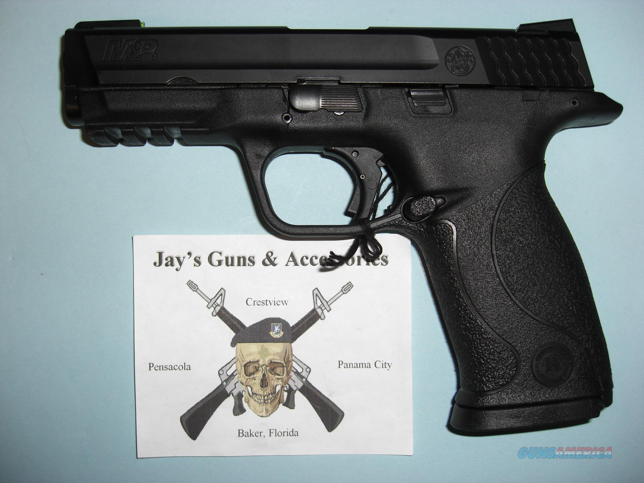 Smith & Wesson M&P9 w/TFO Sights & Apex Sear & Trigger Kit  Guns > Pistols > Smith & Wesson Pistols - Autos > Polymer Frame
