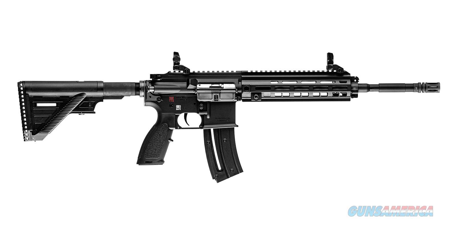 Heckler & Koch 416 D (5770600)  Guns > Rifles > Heckler & Koch Rifles > Tactical