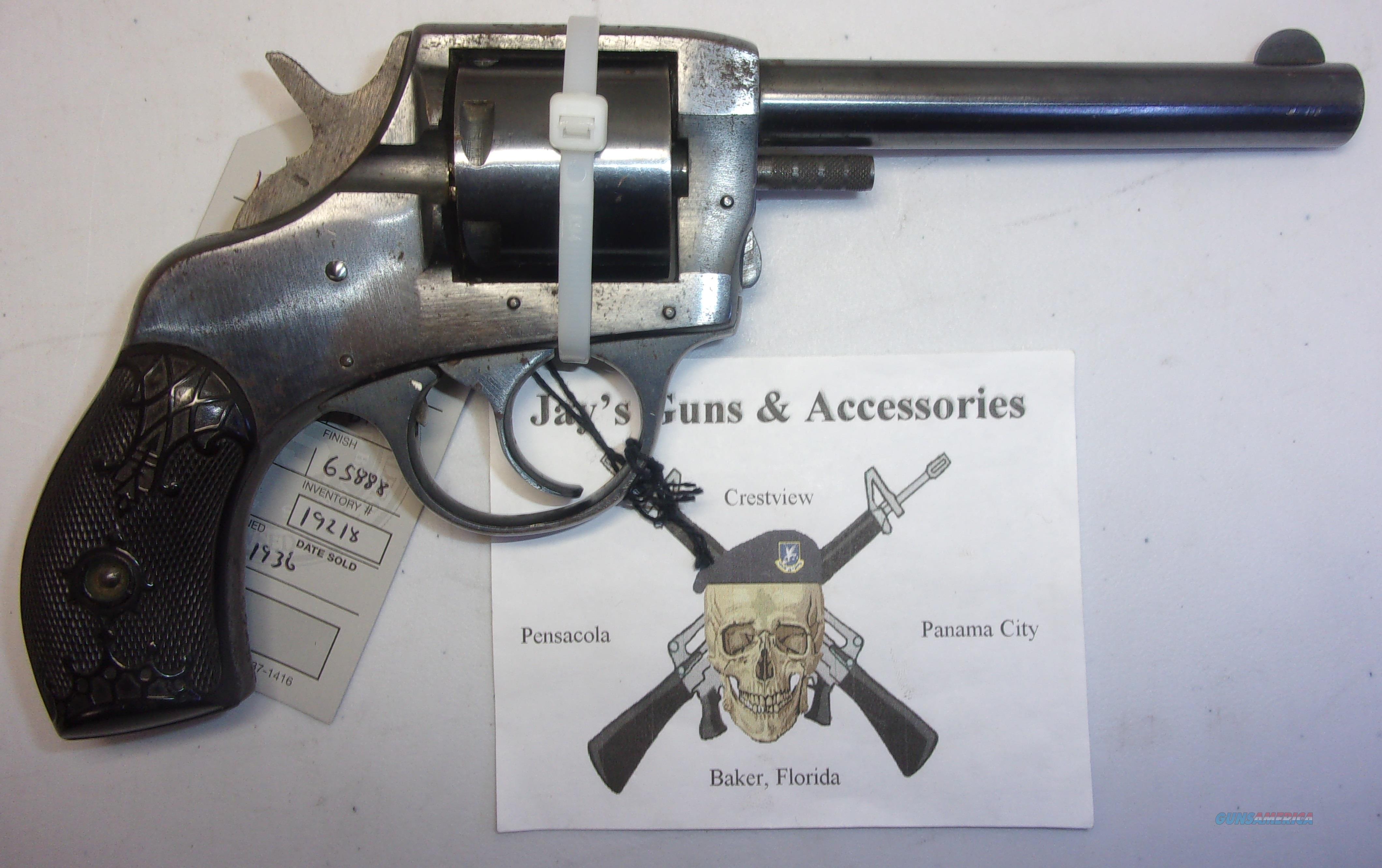 H&R Arms Victor  Guns > Pistols > Harrington & Richardson Pistols