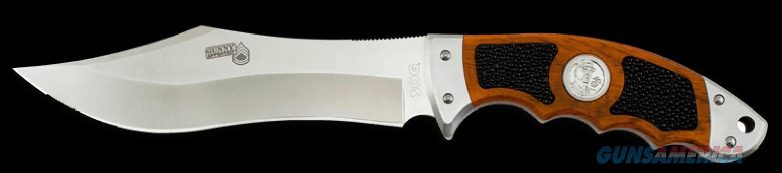 Gunny Fixed Blade (GFX01-L) #252 of 1,000  Non-Guns > Knives/Swords > Knives > Fixed Blade > Hand Made