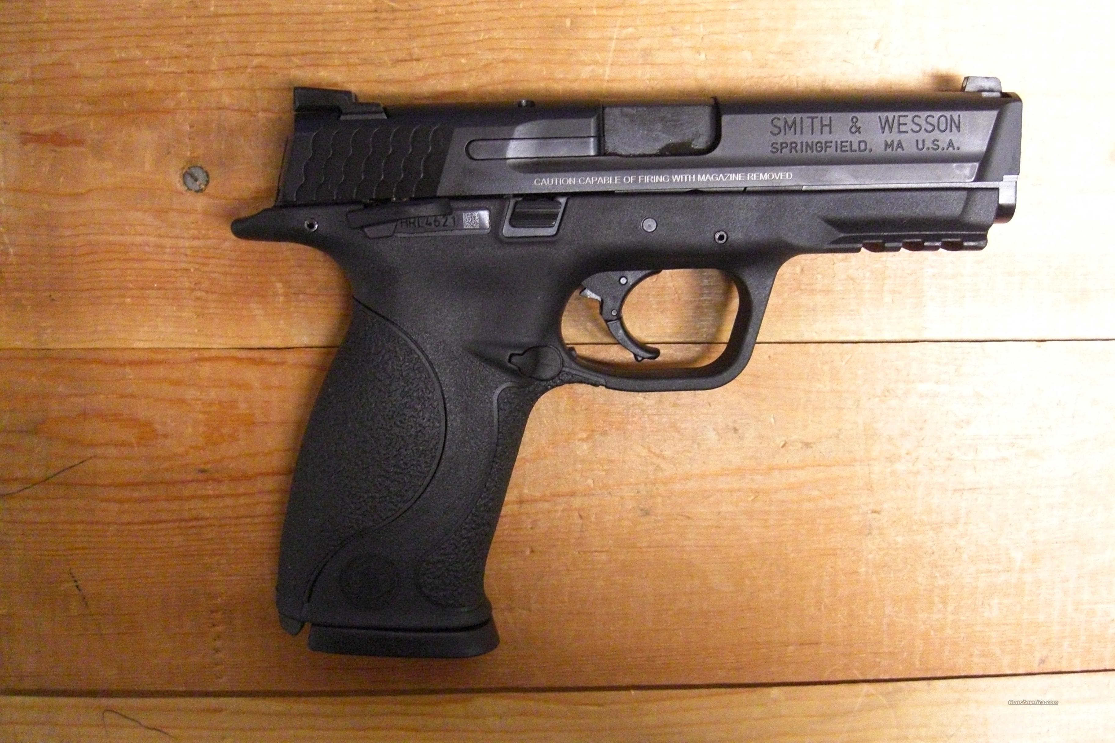 M & P 40 w/ambidextrous safety  Guns > Pistols > Smith & Wesson Pistols - Autos > Polymer Frame