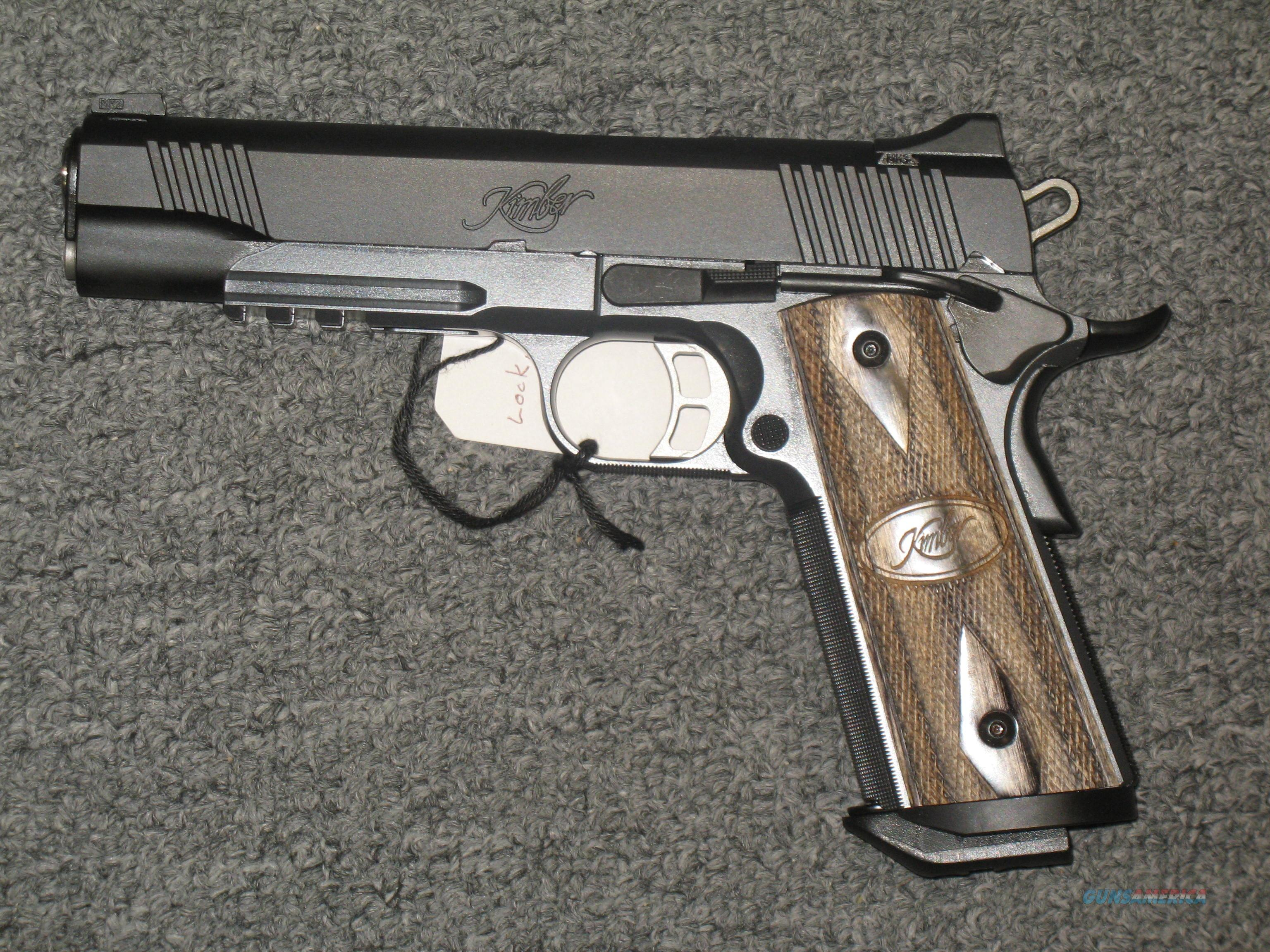 Kimber Tactical Entry II .45acp  Guns > Pistols > Kimber of America Pistols