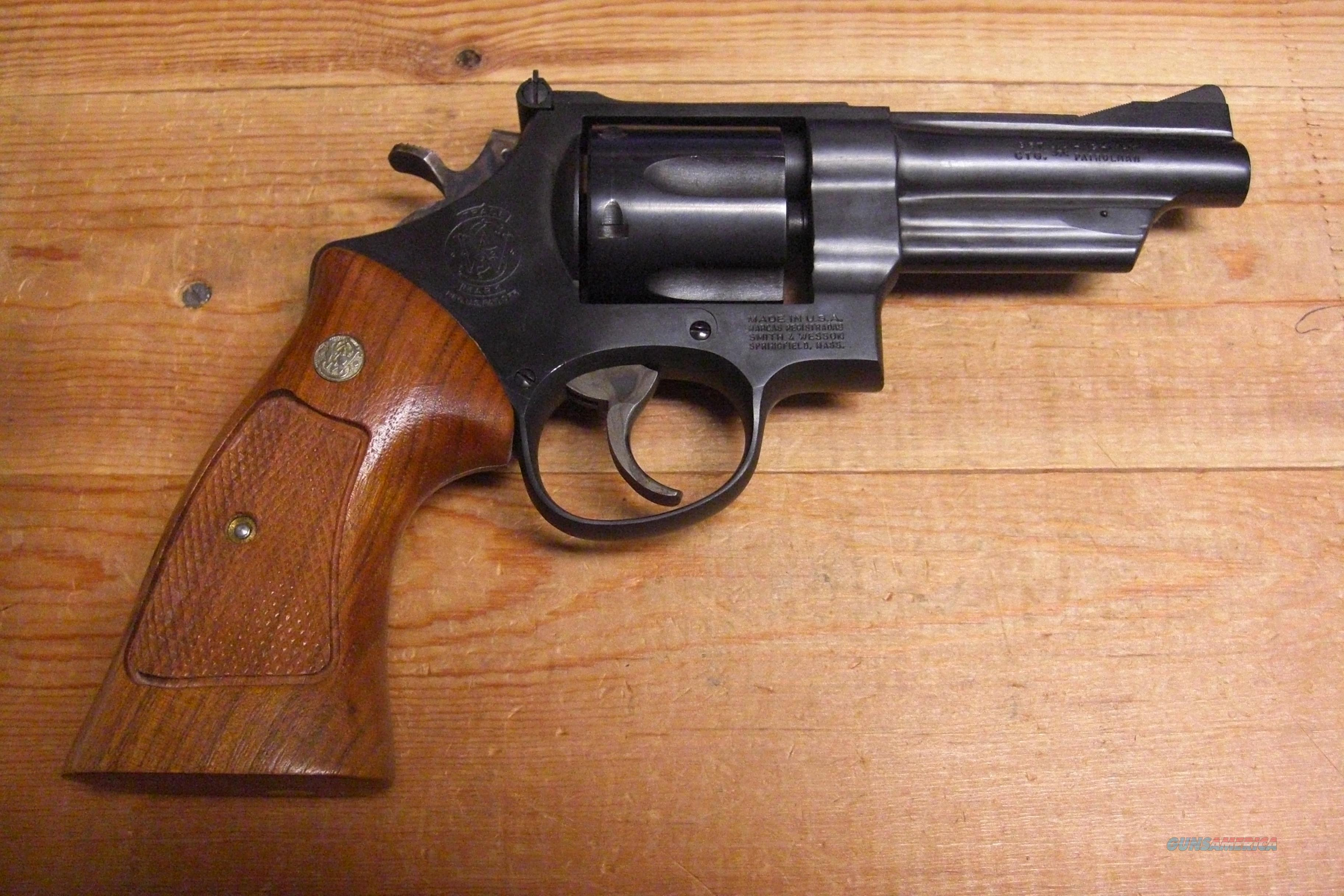 "Smith & Wesson 28-3 Highway Patrolman  ""like new"" condition  Guns > Pistols > Smith & Wesson Revolvers > Full Frame Revolver"