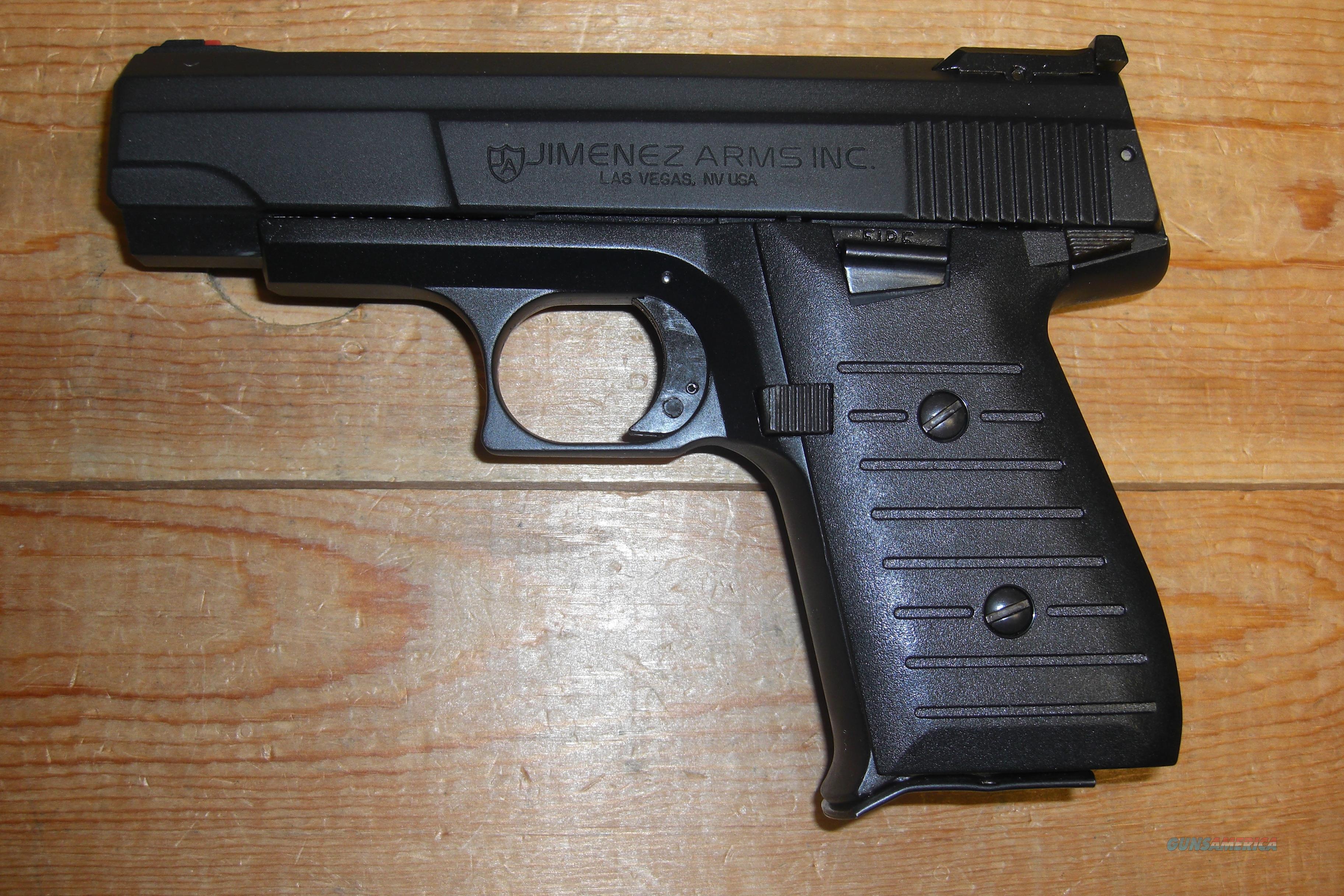 Jays Auto Sales >> J.A. Nine Jimenez Arms pistol all black fin... for sale