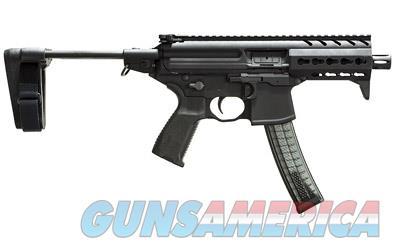 Sig Sauer MPX (MPX-K-9-KM-PSB)  Guns > Pistols > Sig - Sauer/Sigarms Pistols > Other