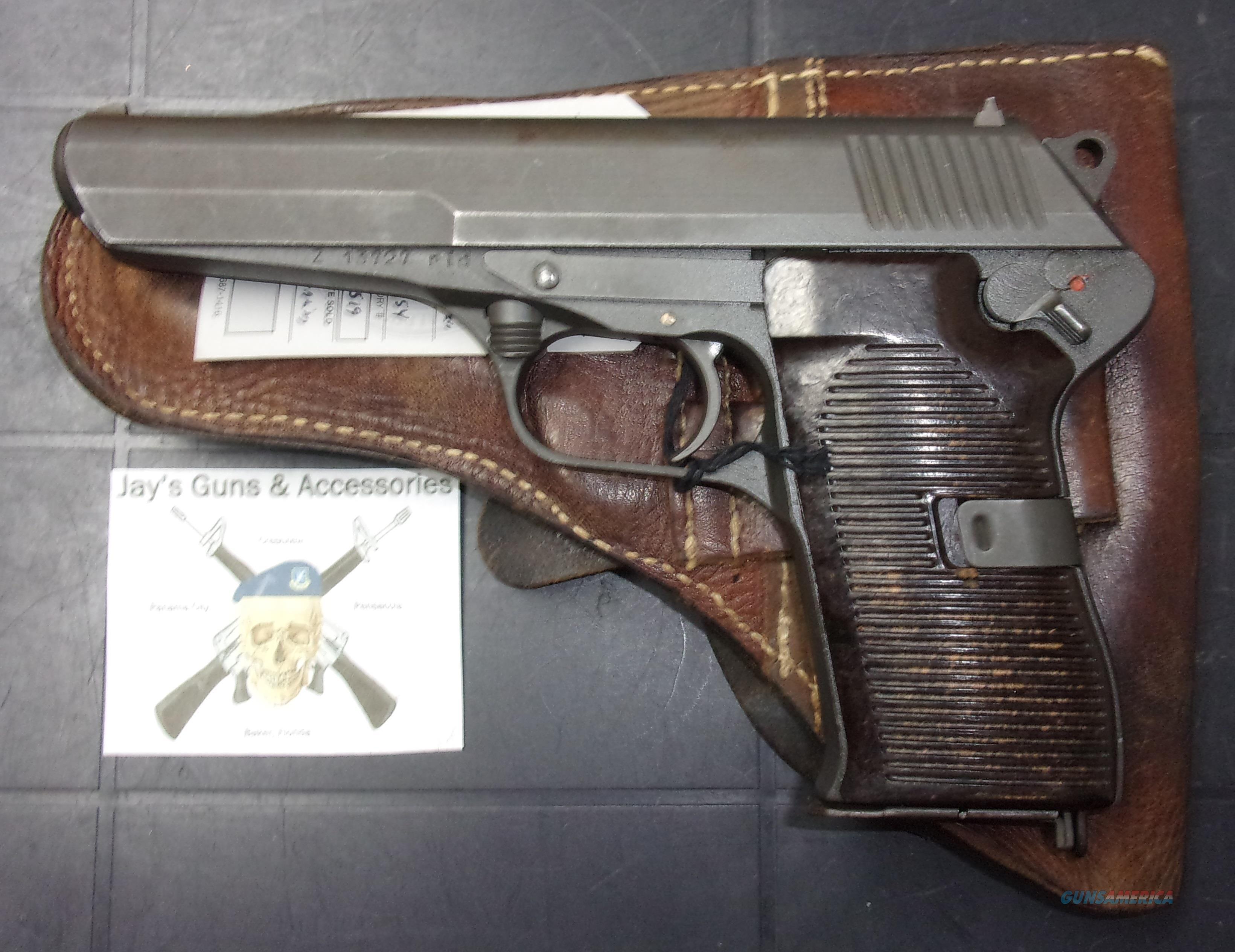 CZ/CAI CZ52  Guns > Pistols > CZ Pistols
