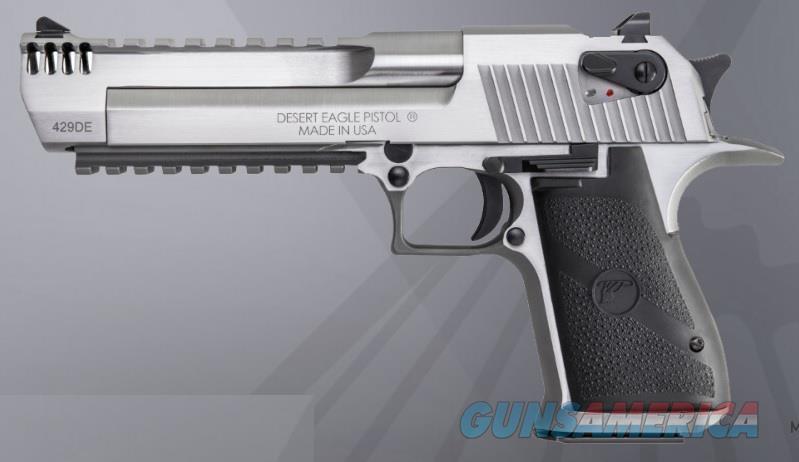 Magnum Research Desert Eagle (DE429SRMB) in .429 DE  Guns > Pistols > Magnum Research Pistols