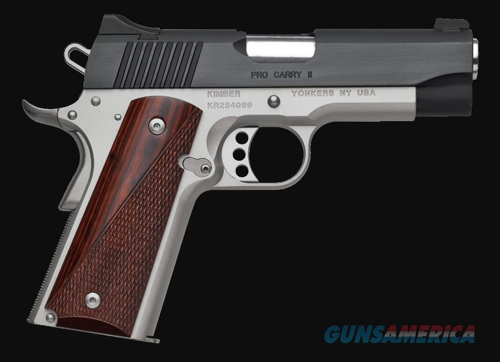 Kimber Pro Carry II (3200320)  Guns > Pistols > Kimber of America Pistols > 1911