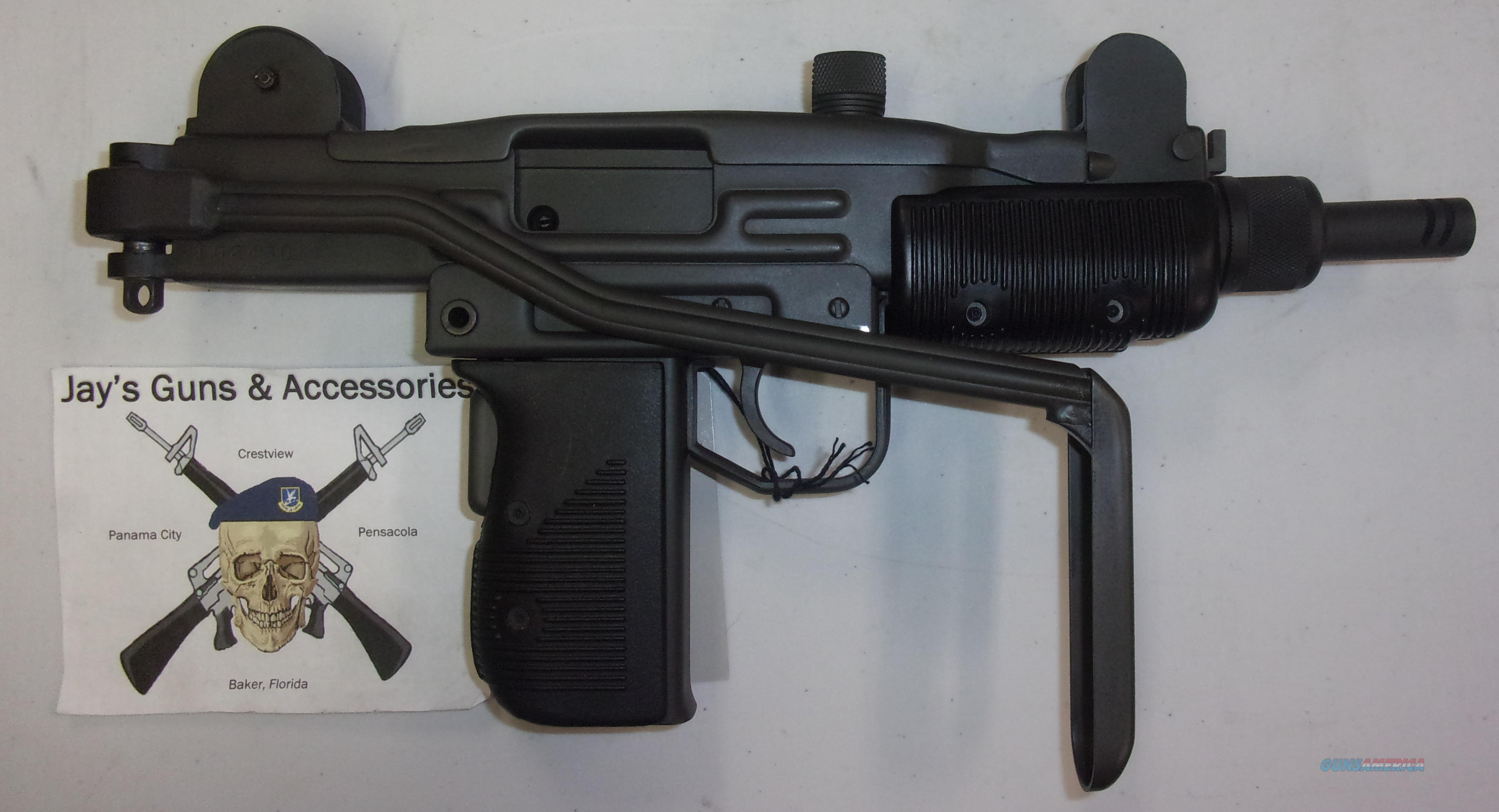 Group Industries HR4332 Mini Uzi ***FULL AUTO SUBMACHINE GUN***  Guns > Pistols > Class 3 Pistols > Class 3 Subguns