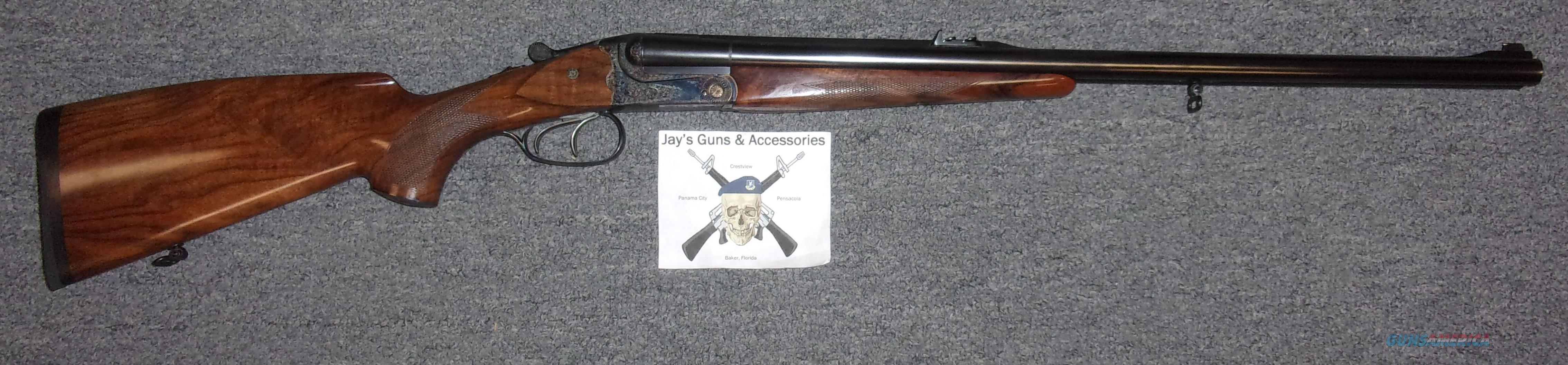 Merkel Doppelbüchse Double Rifle in .470 Nitro Express  Guns > Rifles > Merkel Rifles