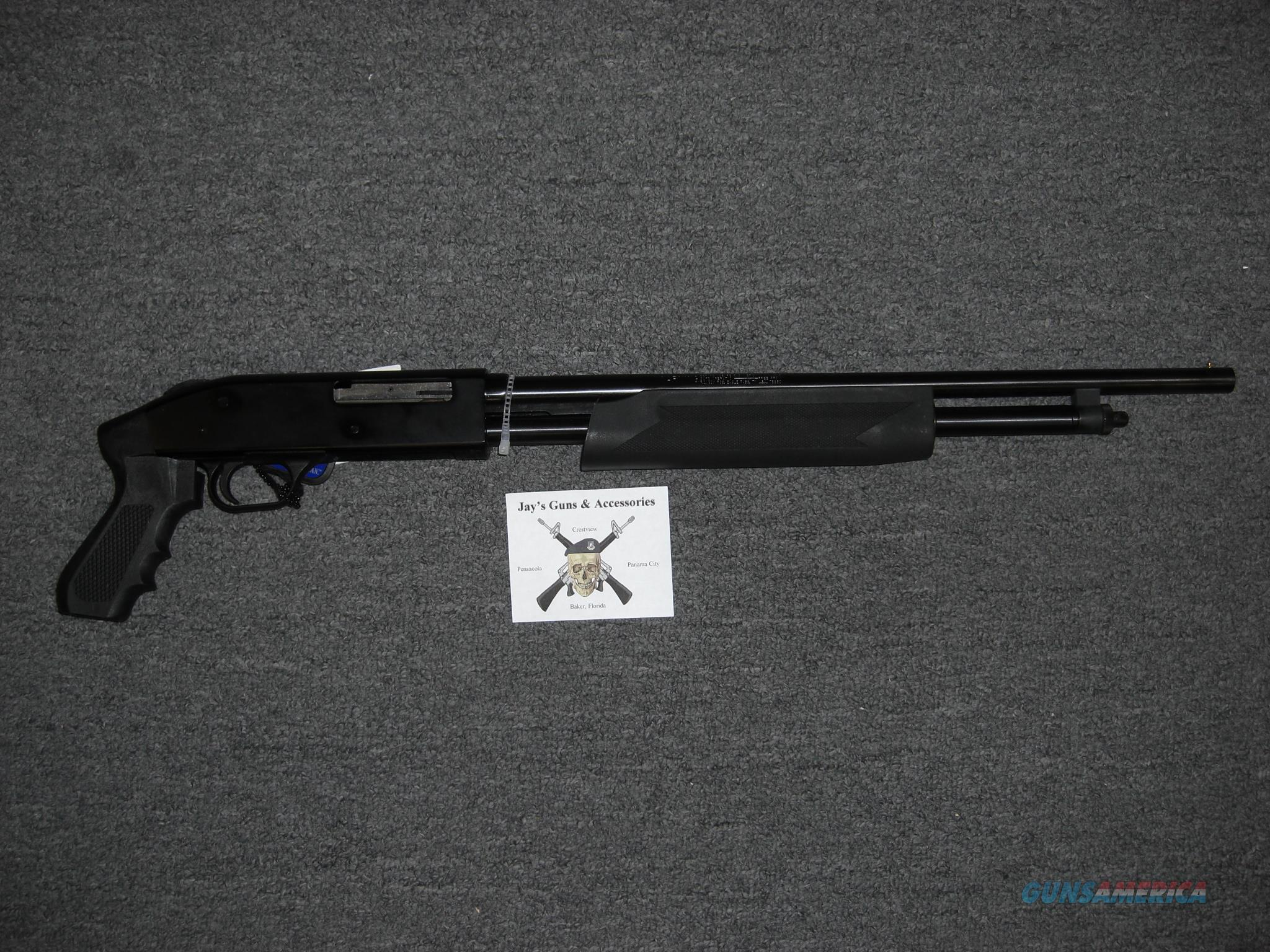 Mossberg 500 (50455)  Guns > Shotguns > Mossberg Shotguns > Pump > Tactical