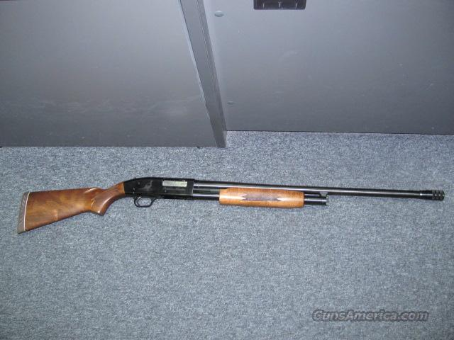 New Haven 600AT (Premier Hunter 12-gauge)  Guns > Shotguns > Mossberg Shotguns > Pump > Sporting