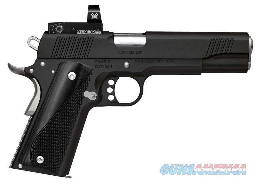 Kimber Custom LW (3700638) w/Red Dot  Guns > Pistols > Kimber of America Pistols > 1911