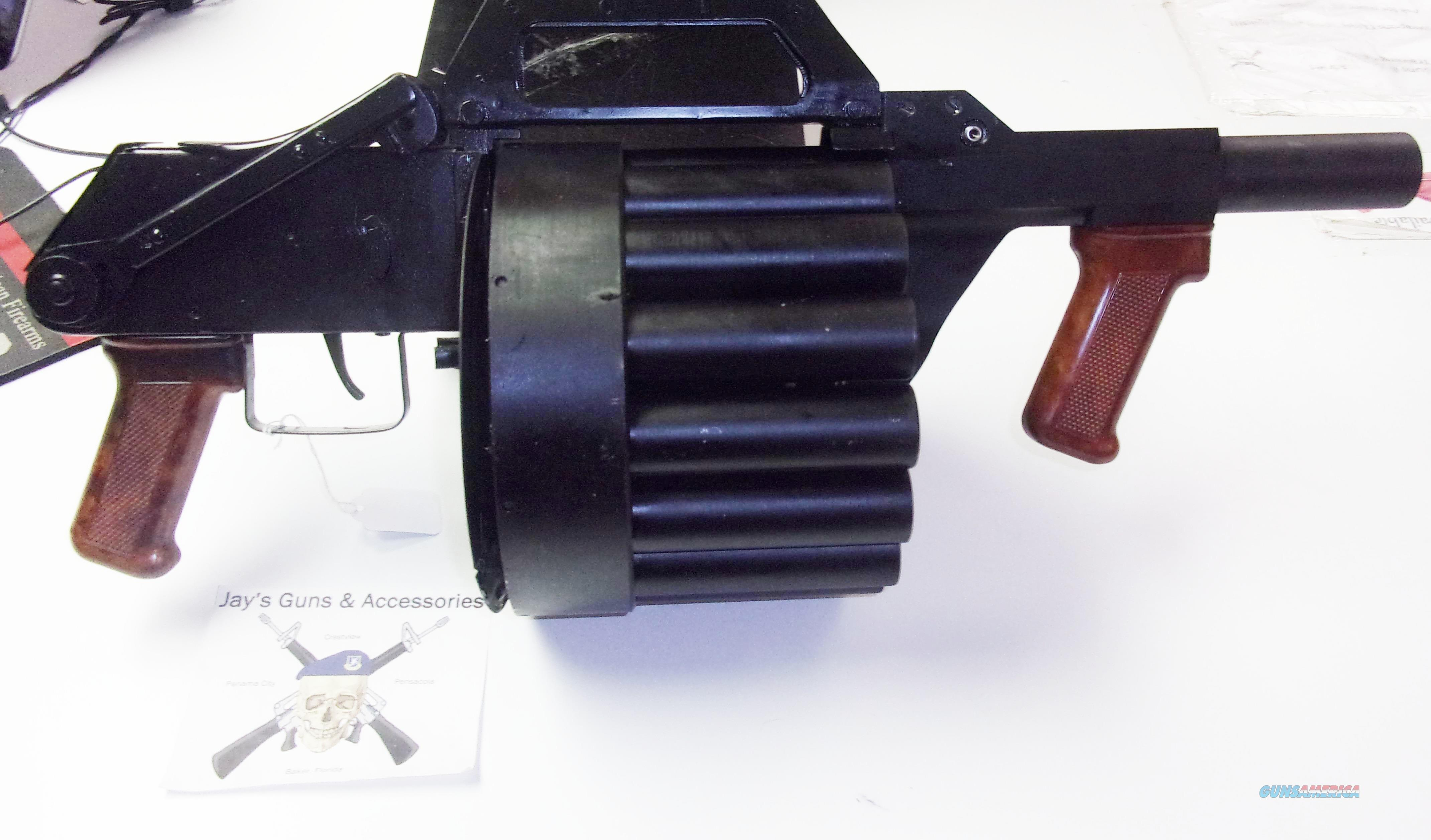 "*RARE* Polish RGA86 15-shot Flare/Smoke Launcher/""Revolver"" (PWPSGL)  Non-Guns > Launchers - Non Lethal"