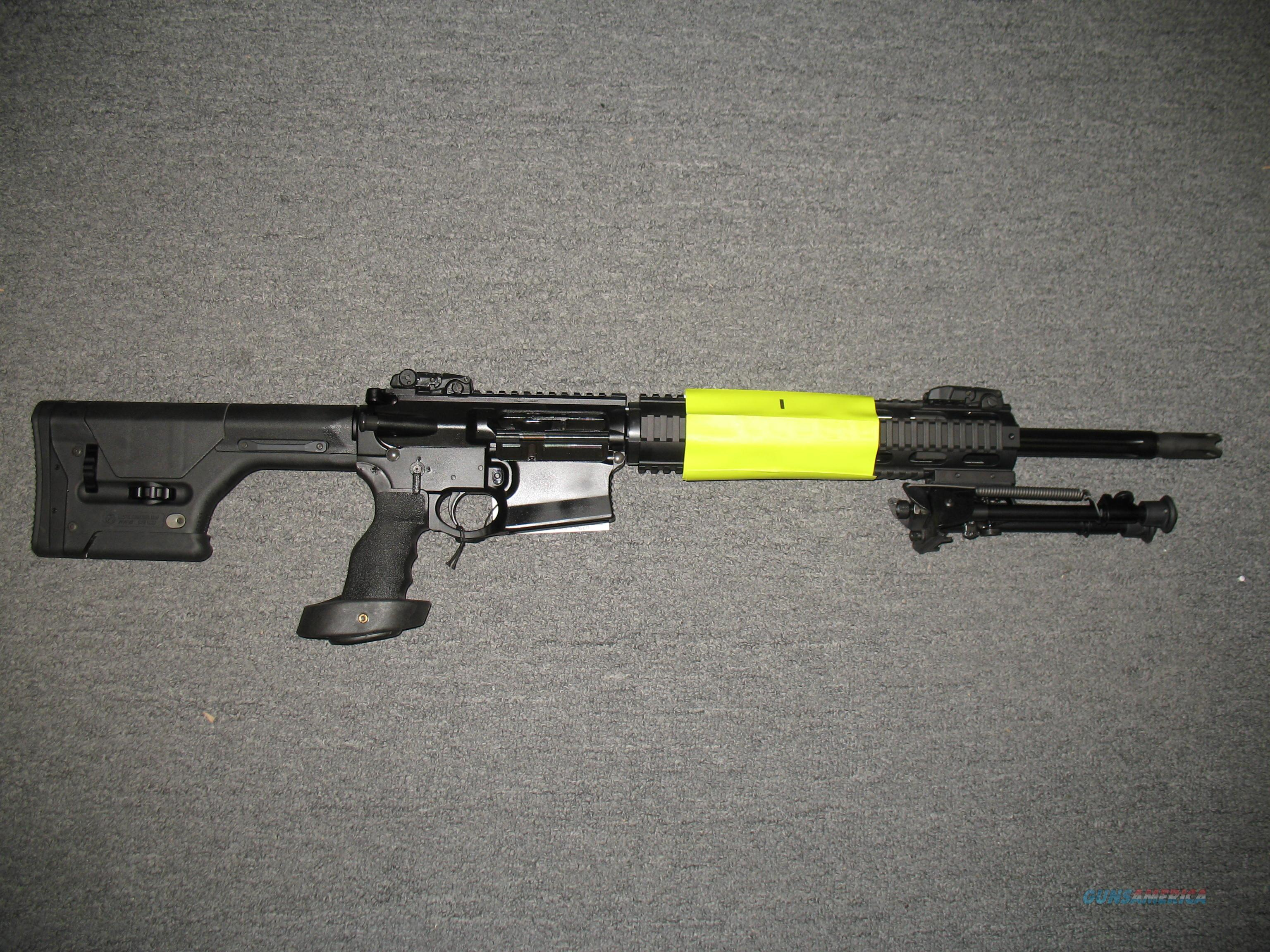 "LR-GII (SASS) 18"" quadrail forearm .308  Guns > Rifles > DPMS - Panther Arms > Complete Rifle"