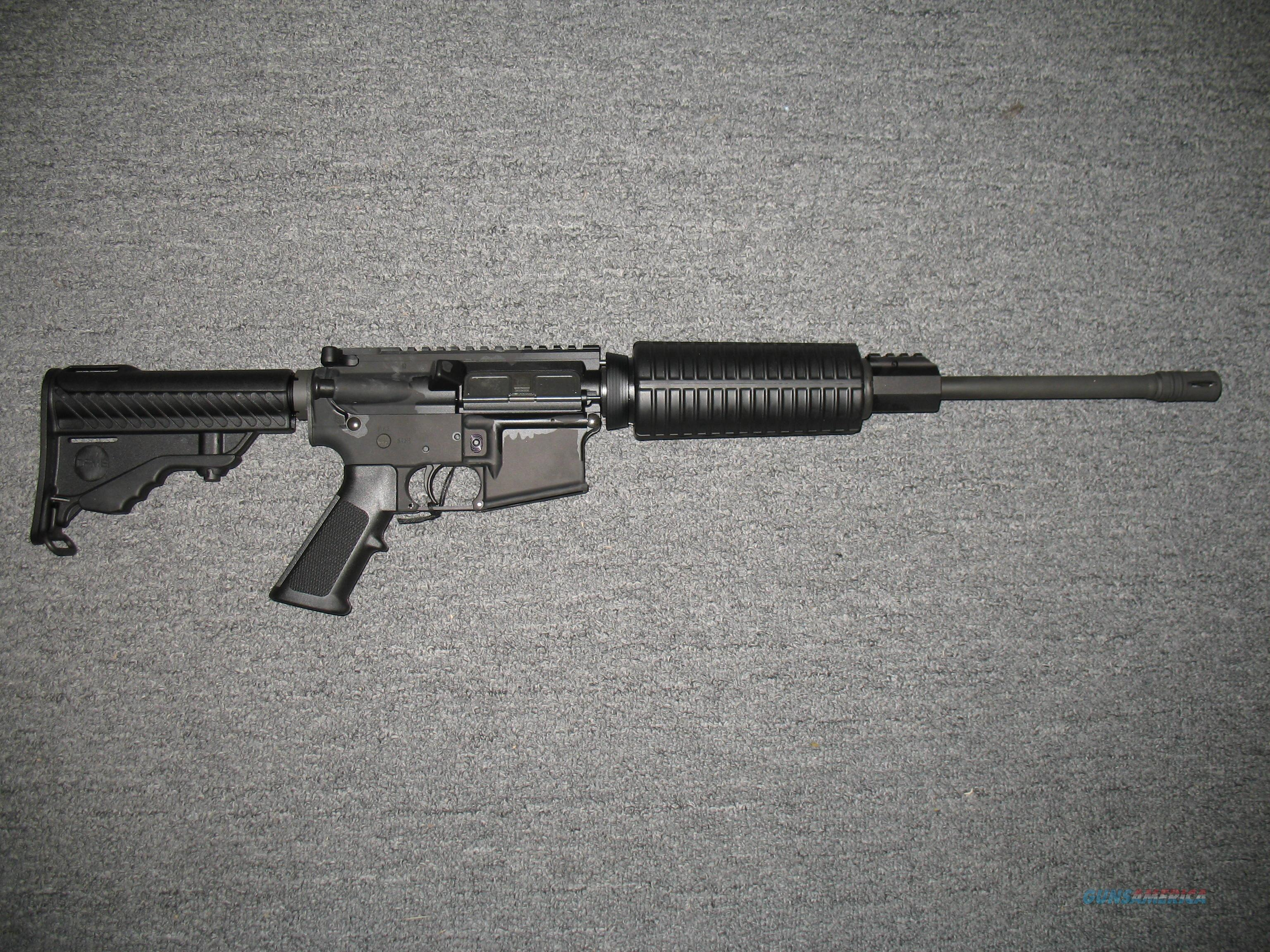 A-15 Flat top w/ gas block rail (ORC)  Guns > Rifles > DPMS - Panther Arms > Complete Rifle