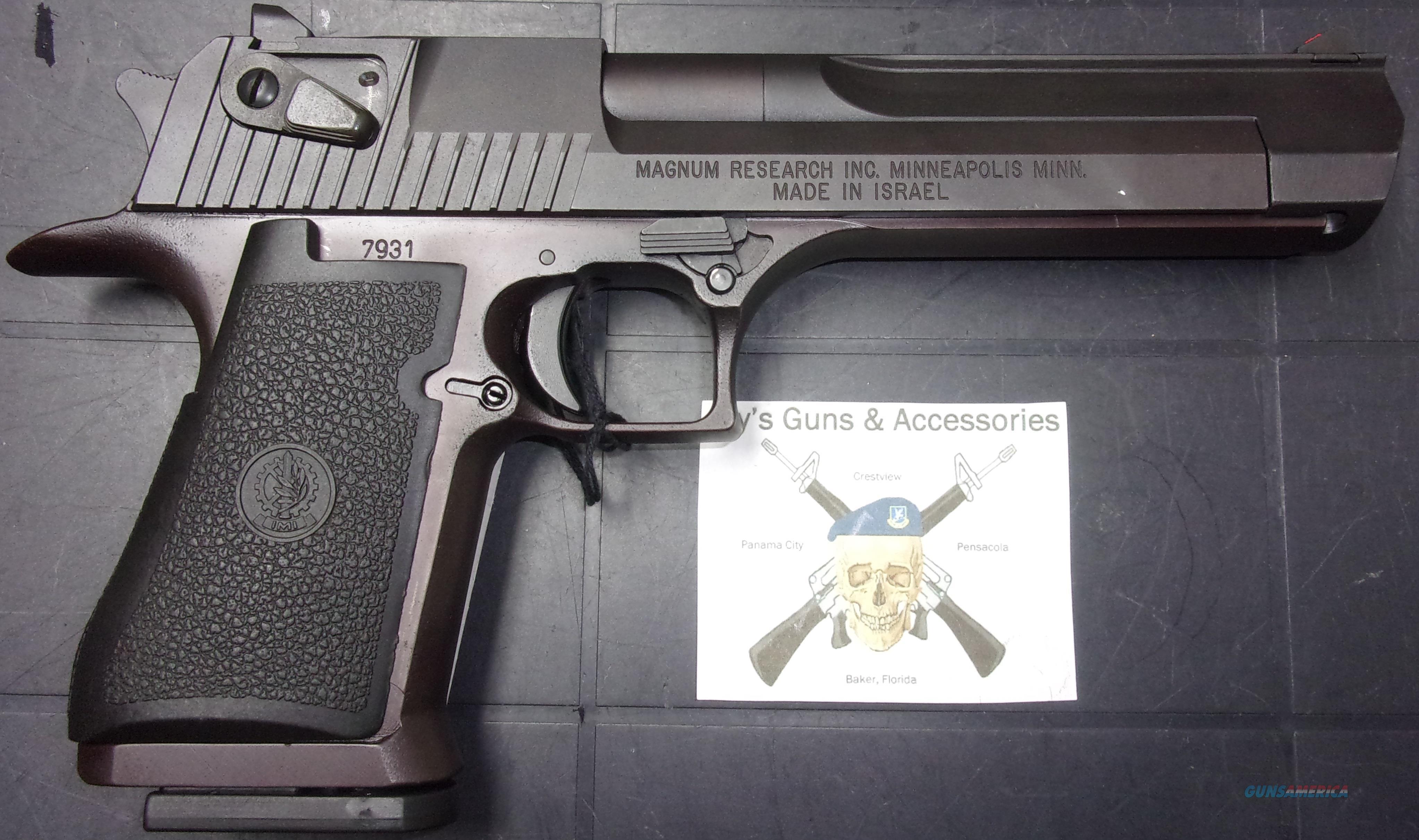Magnum Research/IMI Desert Eagle  Guns > Pistols > Magnum Research Pistols