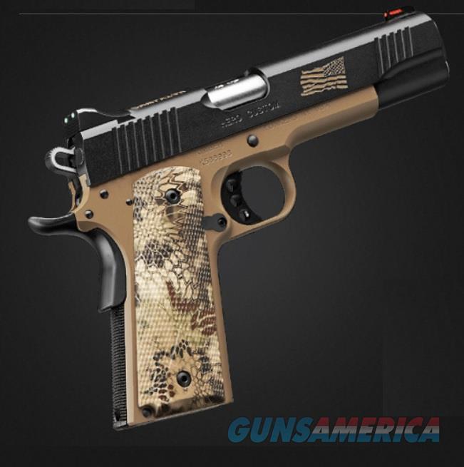 Kimber Hero Custom II  Guns > Pistols > Kimber of America Pistols > 1911