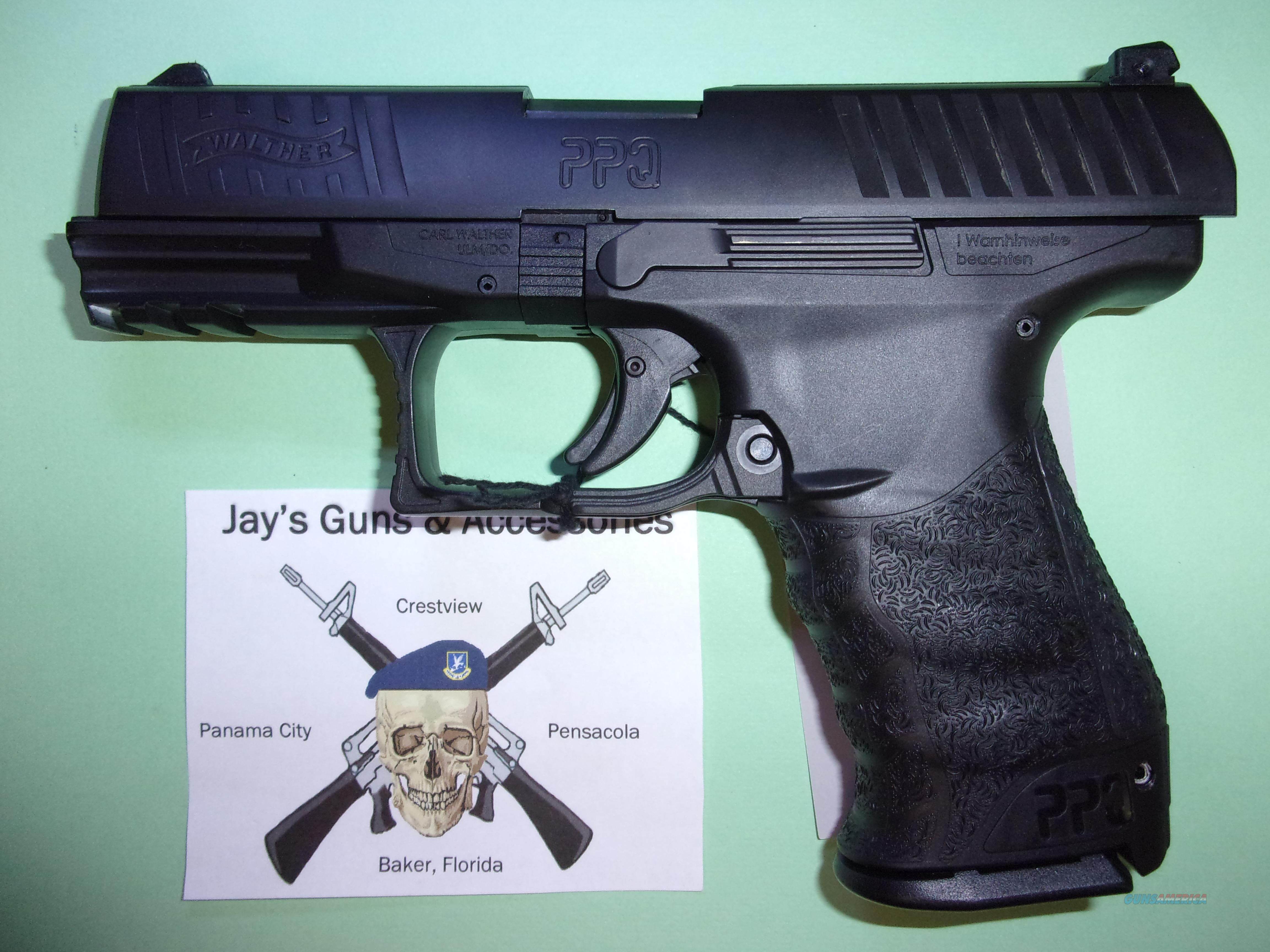 Walther PPQ M1  Guns > Pistols > Walther Pistols > Post WWII > P99/PPQ