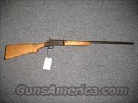 Harrington & Richardson Topper 88   Guns > Shotguns > Harrington & Richardson Shotguns
