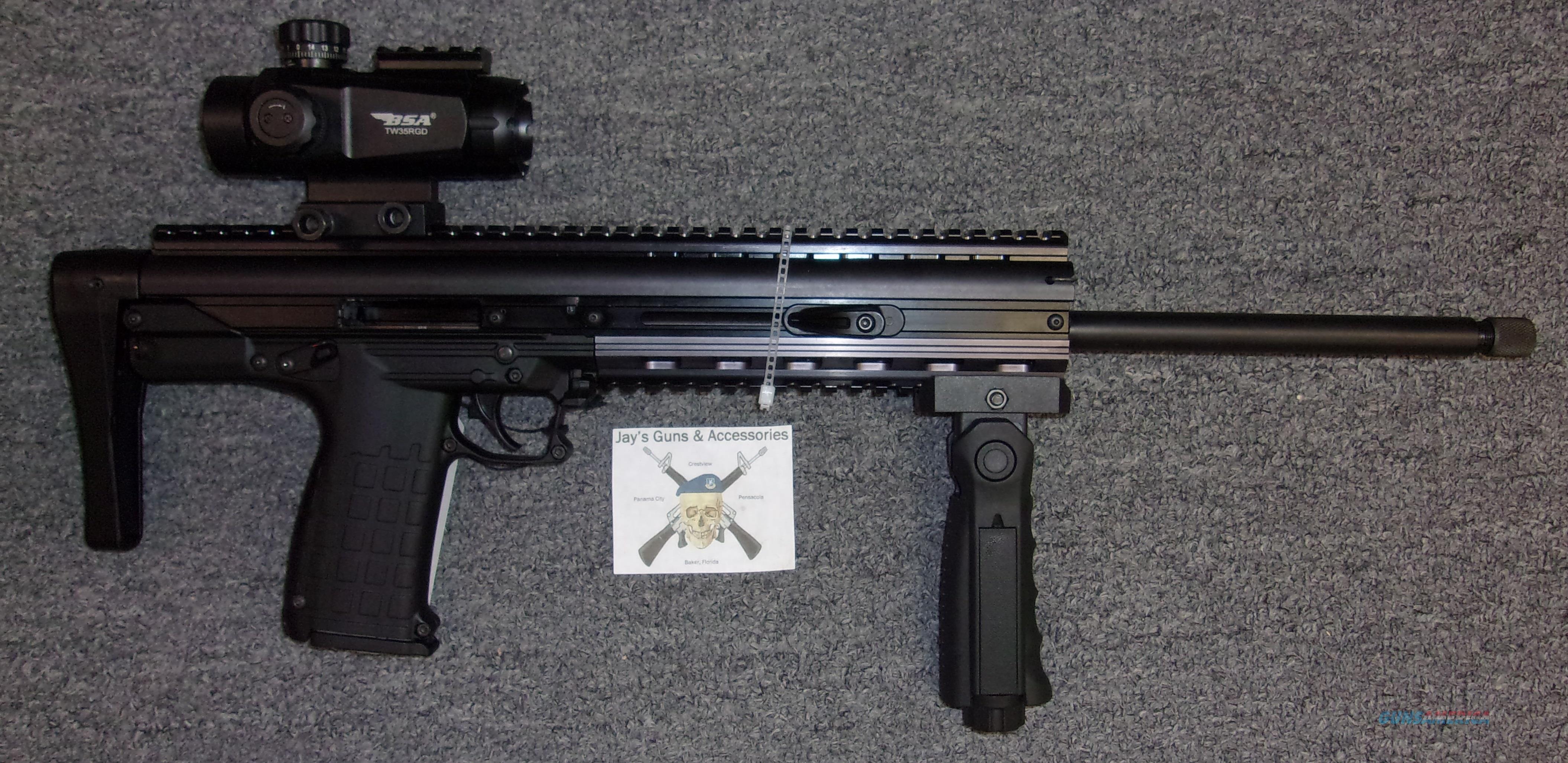 Kel-Tec CMR-30 w/Green/Red Dot  Guns > Rifles > Kel-Tec Rifles