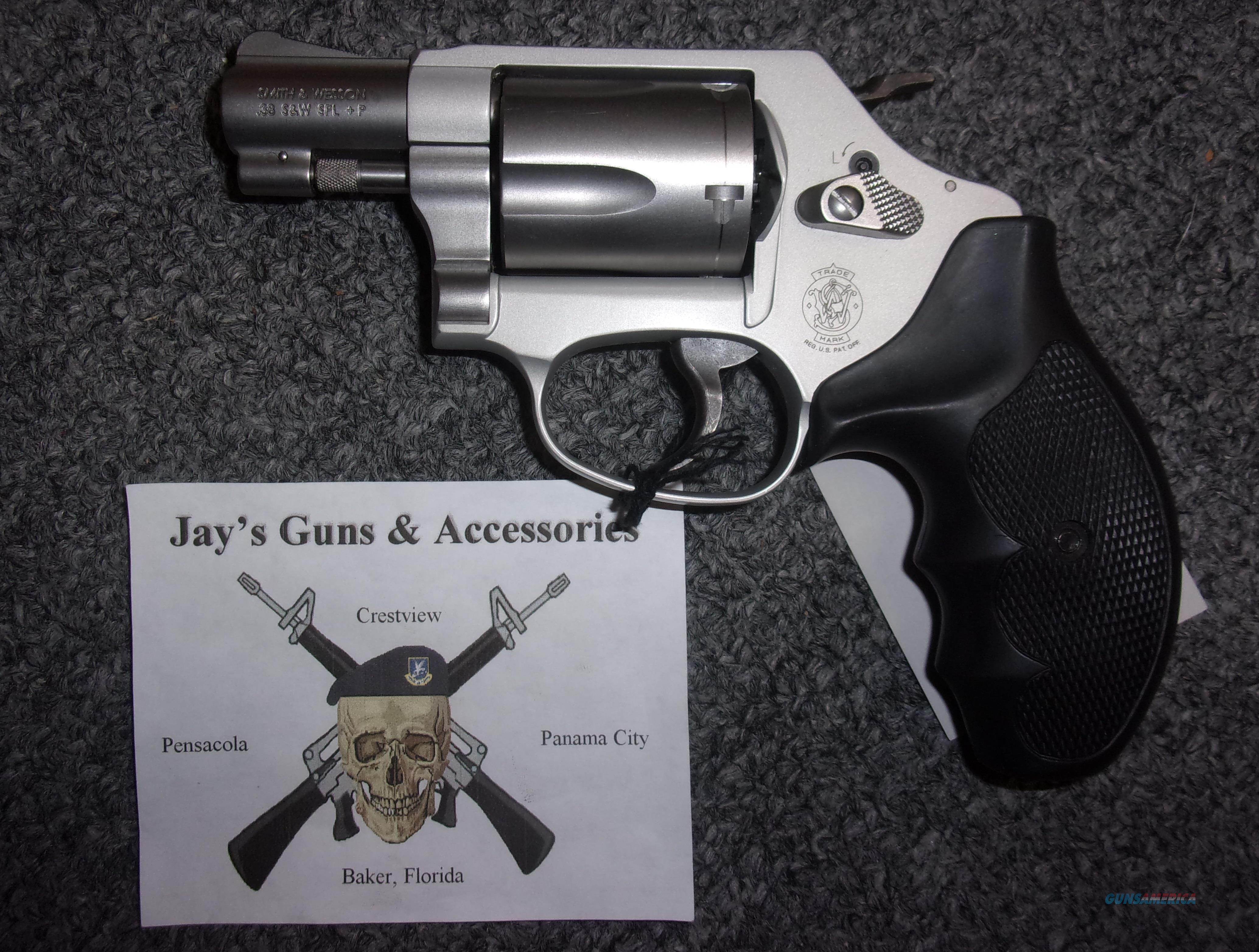 Smith & Wesson 637-2  Guns > Pistols > Smith & Wesson Revolvers > Small Frame ( J )