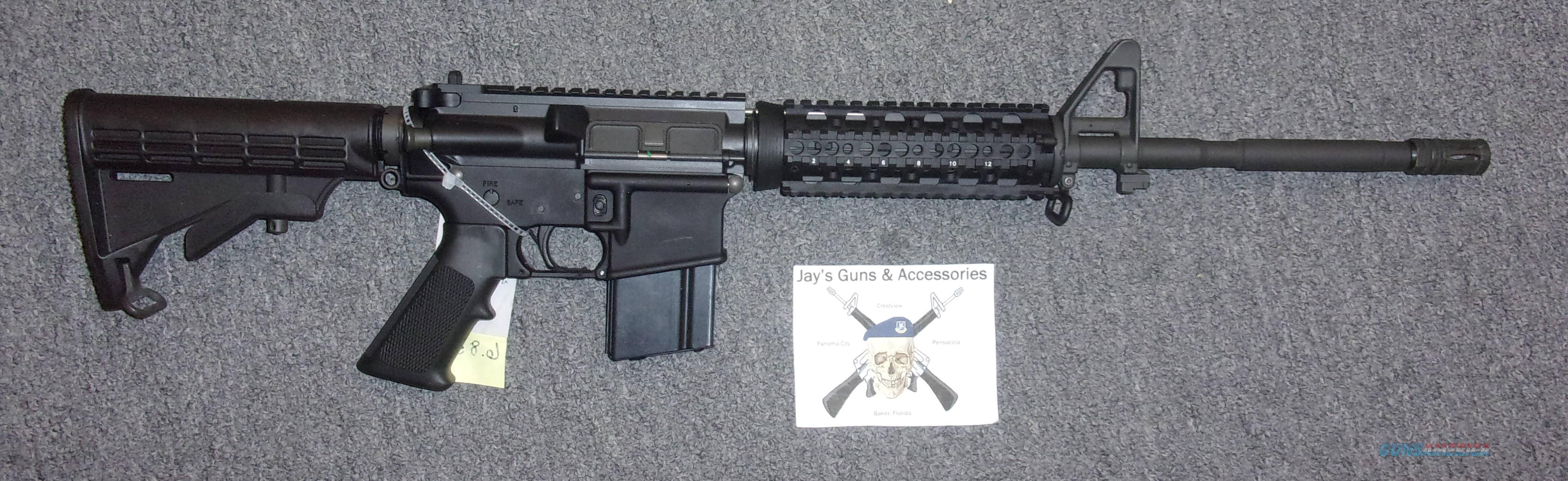 Rock River Arms LAR-15 in 6.8 SPC  Guns > Rifles > Rock River Arms Rifles