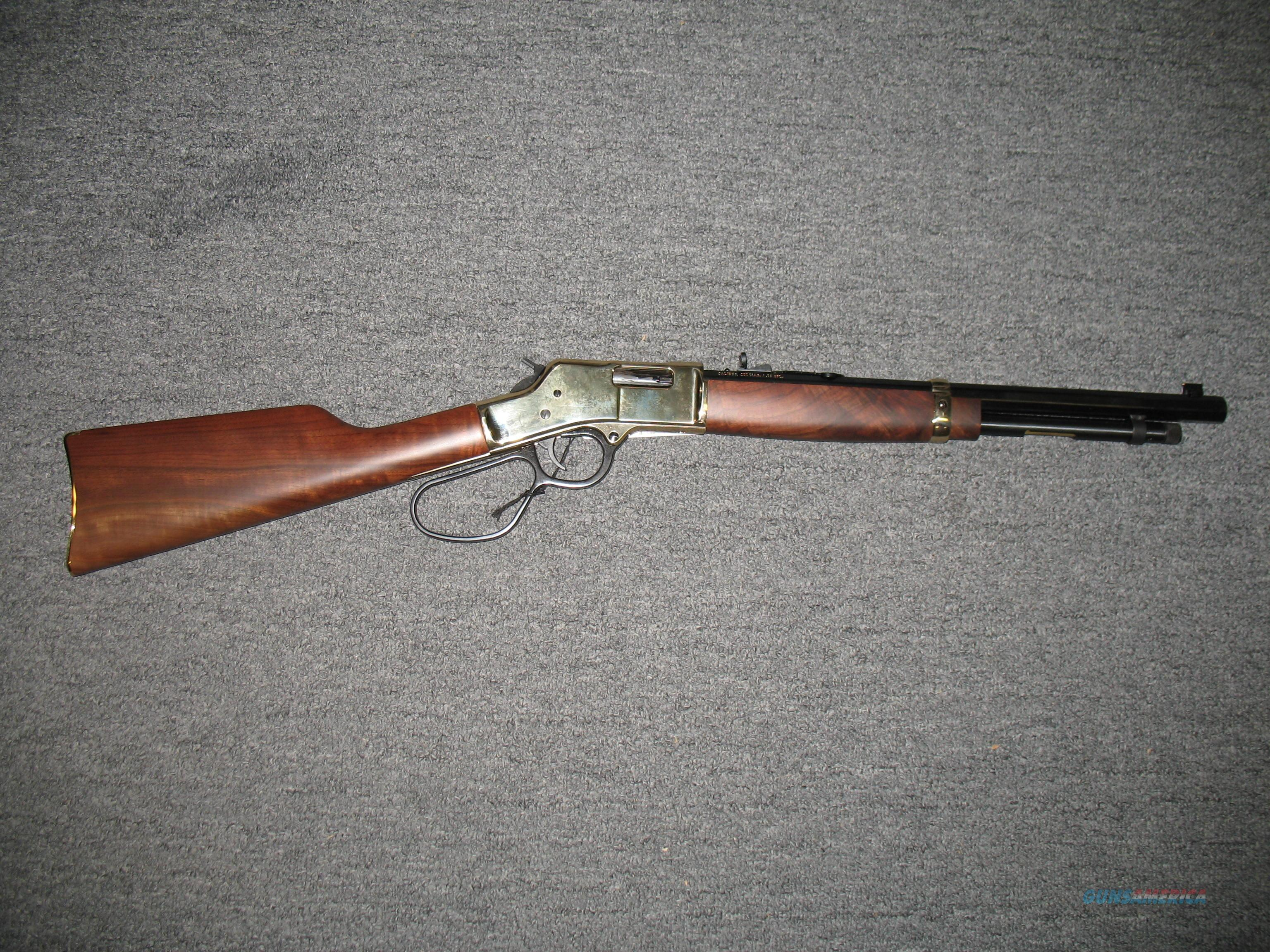 Henry H006MR Big Boy in .357 magnum & .38 spl  Guns > Rifles > Henry Rifle Company