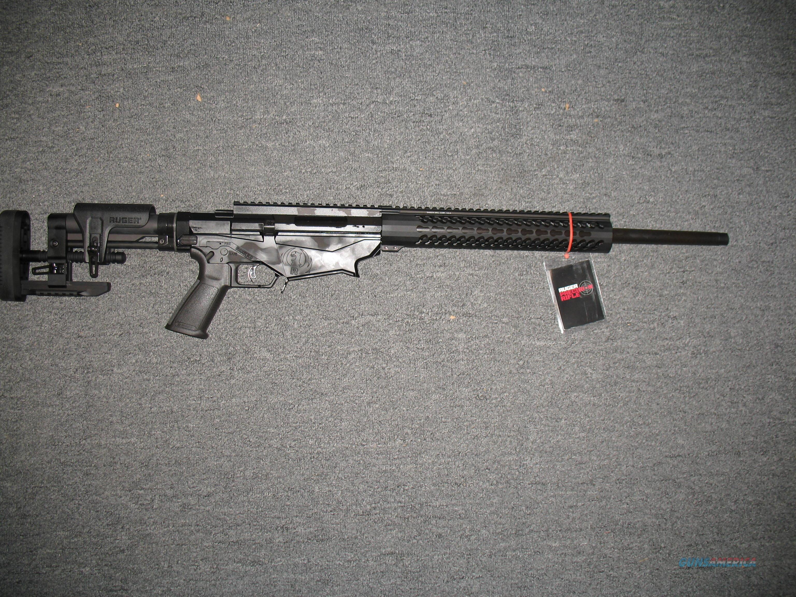 Ruger Precision Rifle .308  Guns > Rifles > Ruger Rifles > Mini-14 Type