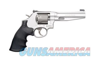 Smith & Wesson 986 Pro Series (178055)  Guns > Pistols > Smith & Wesson Revolvers > Med. Frame ( K/L )