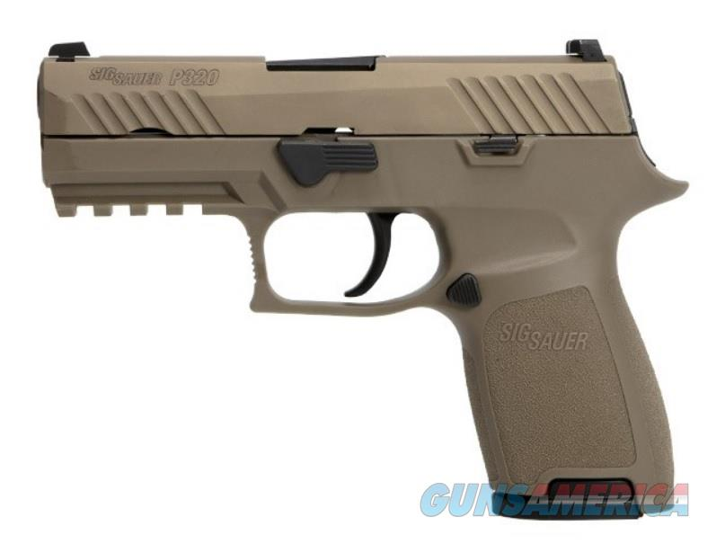 Sig Sauer P320 Carry (W320CA-9-SP)  Guns > Pistols > Sig - Sauer/Sigarms Pistols > P320