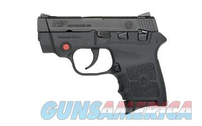 Smith & Wesson M&P Bodyguard 380 (10048) w/Laser  Guns > Pistols > Smith & Wesson Pistols - Autos > Polymer Frame