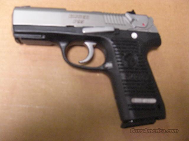 P95 w/stainless slide  Guns > Pistols > Ruger Semi-Auto Pistols > P-Series