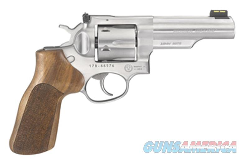 Ruger GP-100 Match Champion (01775)  Guns > Pistols > Ruger Double Action Revolver > GP100