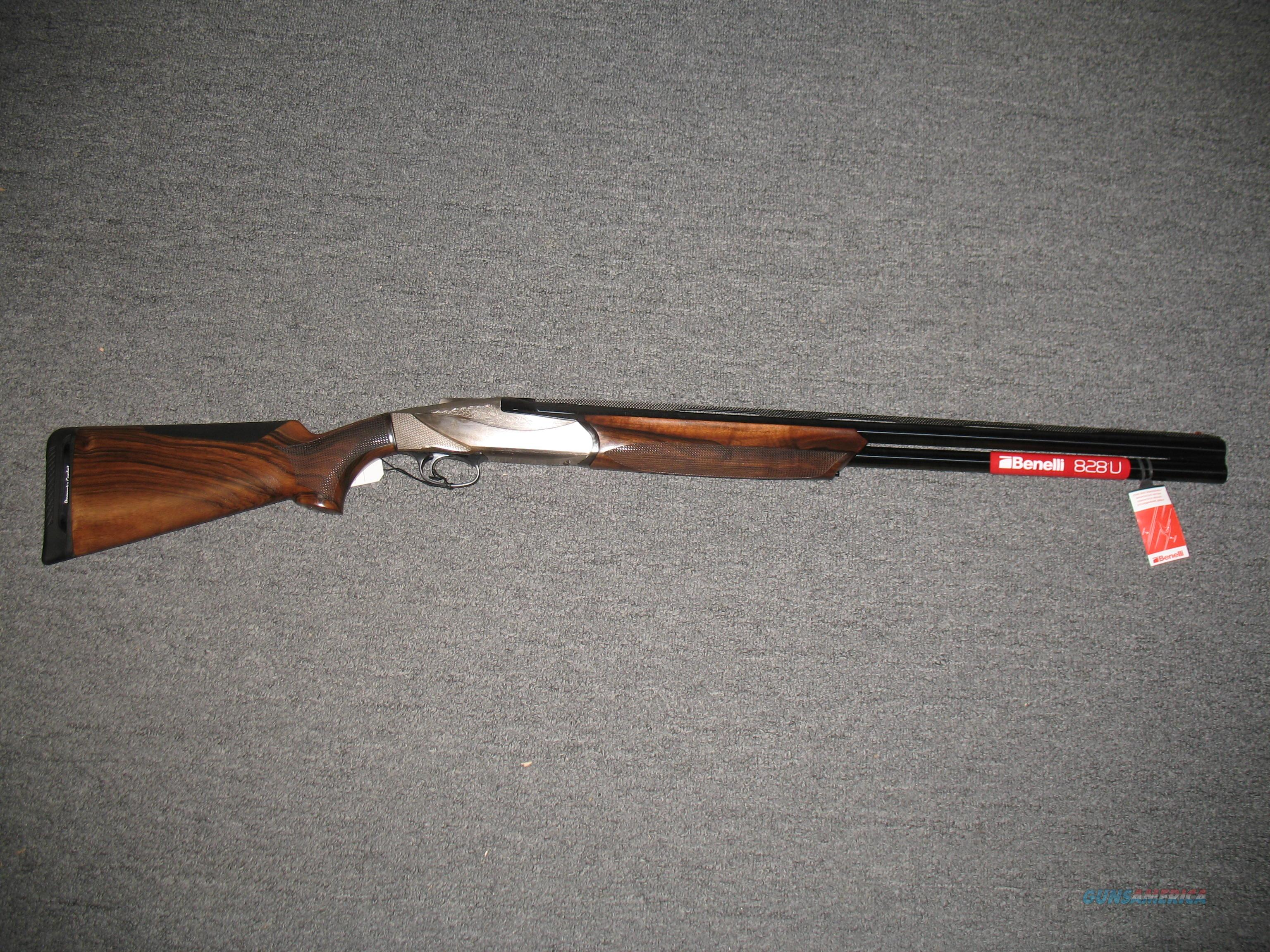 "Benelli 828U Field (10704) Over & Under 28"" 12Gauge  Guns > Shotguns > Benelli Shotguns > Trap/Skeet"