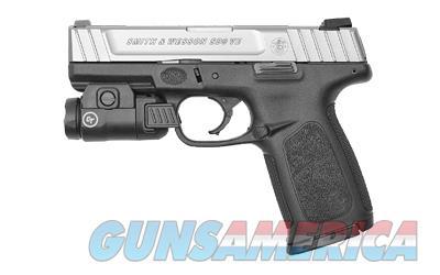 Smith & Wesson SD9VE (13050) w/Light  Guns > Pistols > Smith & Wesson Pistols - Autos > Polymer Frame