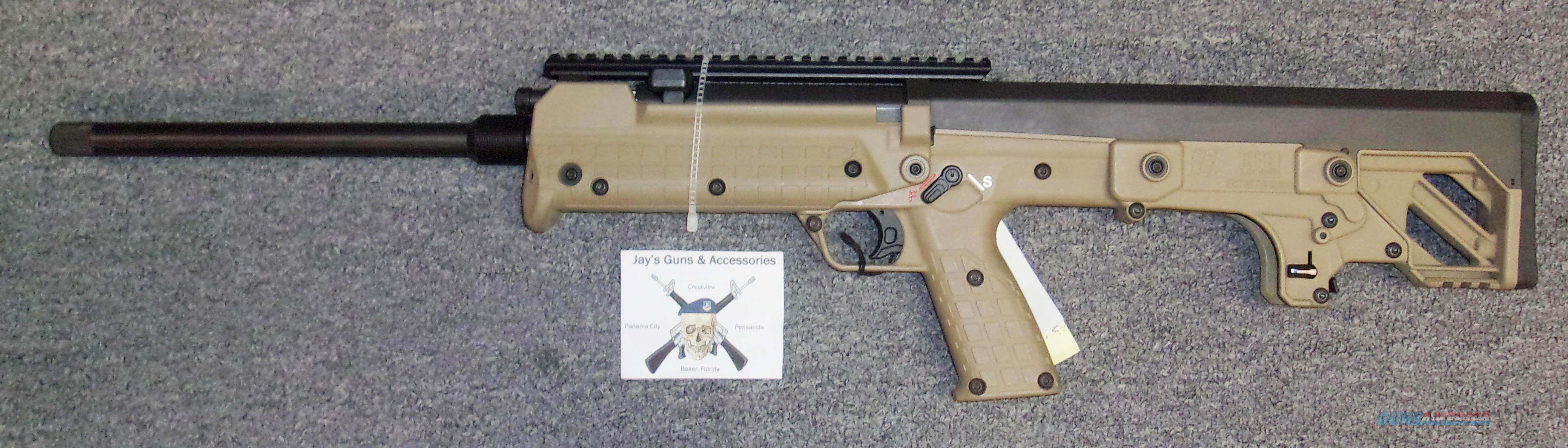 Kel-Tec RFB Hunter w/Tan Finish  Guns > Rifles > Kel-Tec Rifles