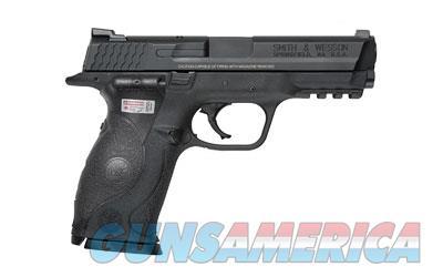 Smith & Wesson M&P9 (220070) w/Laser  Guns > Pistols > Smith & Wesson Pistols - Autos > Polymer Frame