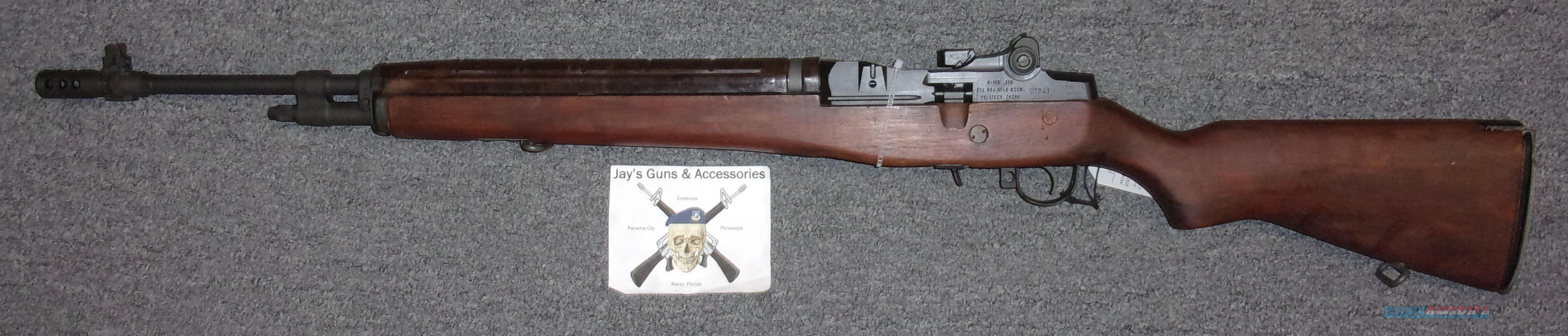 Polytech/IDE M14-S  Guns > Rifles > Military Misc. Rifles Non-US > Other
