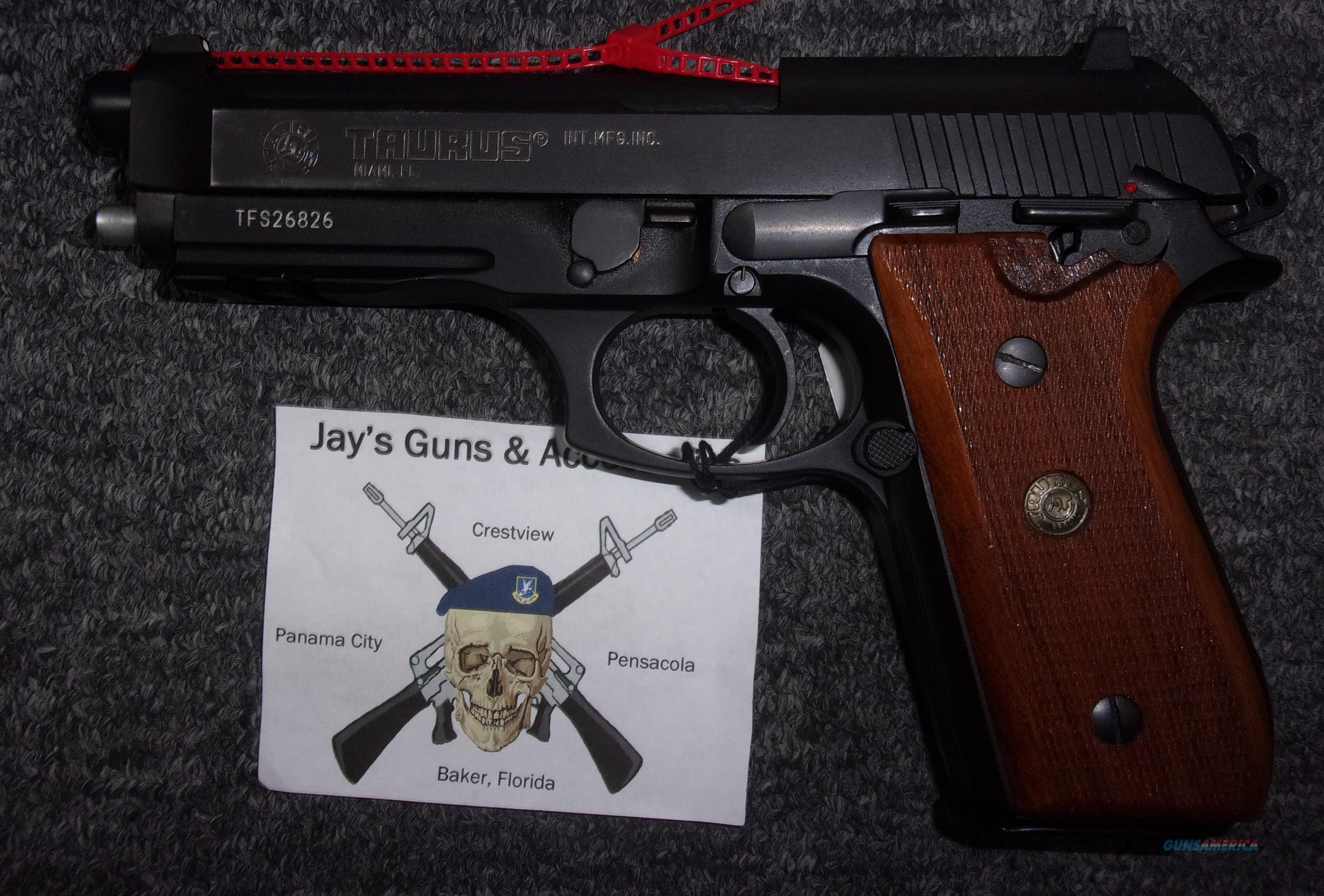 Taurus PT 92 AF  Guns > Pistols > Taurus Pistols > Semi Auto Pistols > Steel Frame